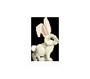 Bunny Statuette