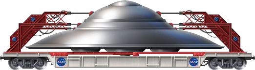 Cosmos UFO