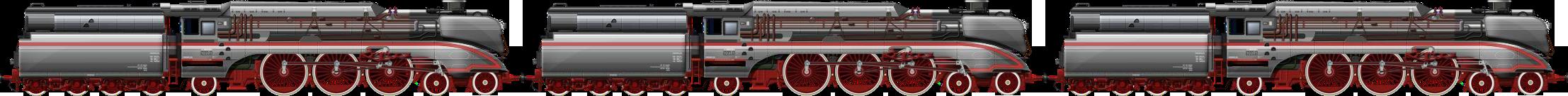 DR 18 201 Chrome