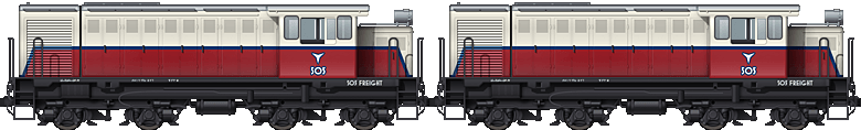 DD 505 Cargo I