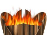 Pixel Games Flame