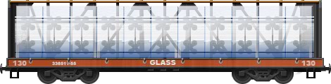 Glass Centerbeam