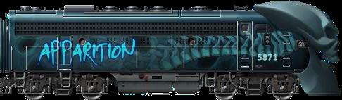 Apparition Cargo I