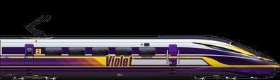 AT 400 Violet