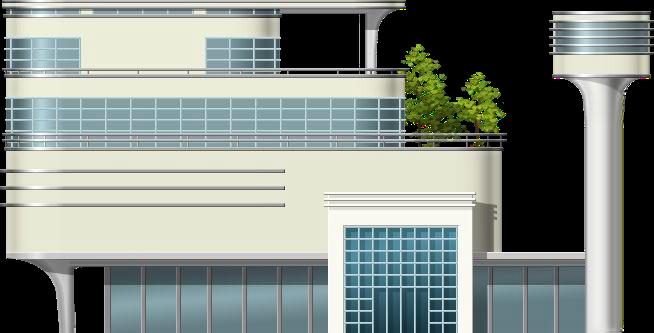 Art Moderne Station