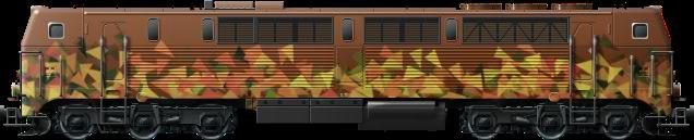 Autumn Freight II