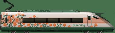 Blooming Keisei
