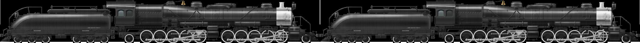 ATSF 3000 Double