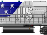 GP38AC Eagle