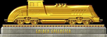 Golden Speedster