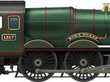 GWR Class King (C)