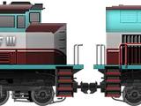 PF III Treinset