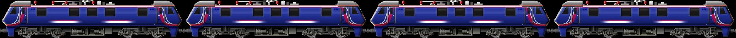 BR Class 90 Quad