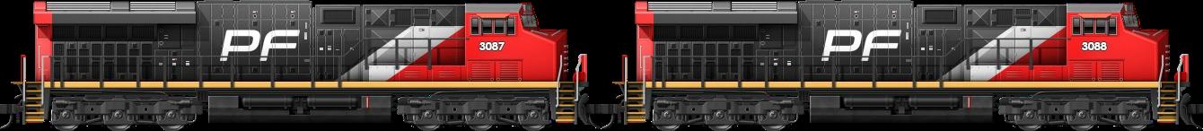 CN GE Cargo II