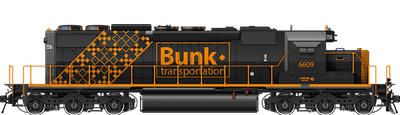 Bunk Freight II