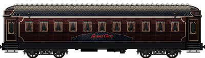 Blood Red 2nd Class I