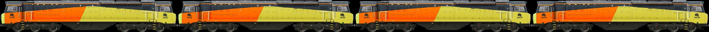 Colas Rail I