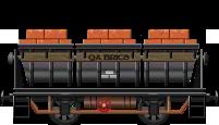 Brick Carriage