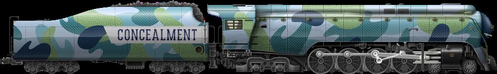 Concealment J-Class