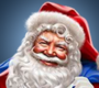 Portrait small Santa (2015)