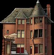 Derelict Mansion