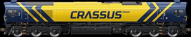 Crassus Freight I