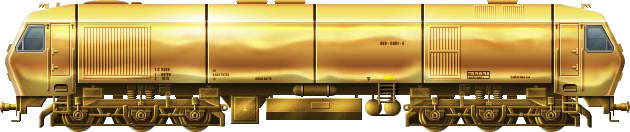 DB 240 Goldie