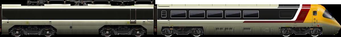 BR Class 370 APT-P