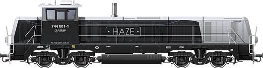 Haze EffiShunter