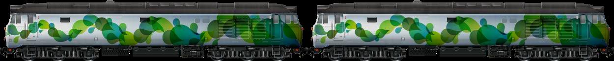 Class 50 Halcyon D