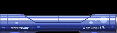 Bubbly Nanotubes