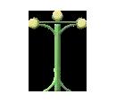 Emerald Lamp