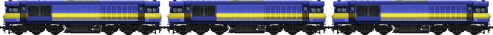 ACTS Class 58 Triple