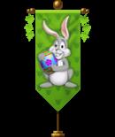 Eastertime Flag