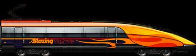 Blazing Express