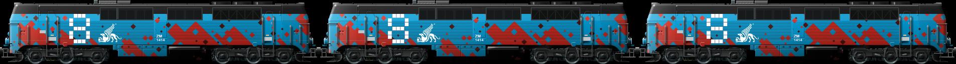 DSB PF8 Triple