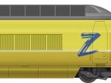 TGV Z Post (Set)