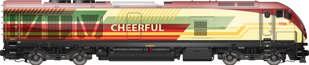 Cheerful Liner