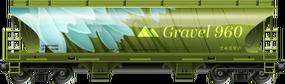 Snowdrop Gravel