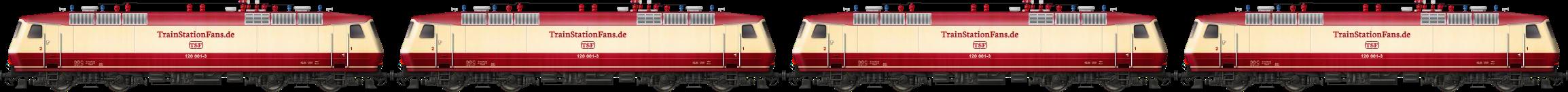 DB Class 120 Quad