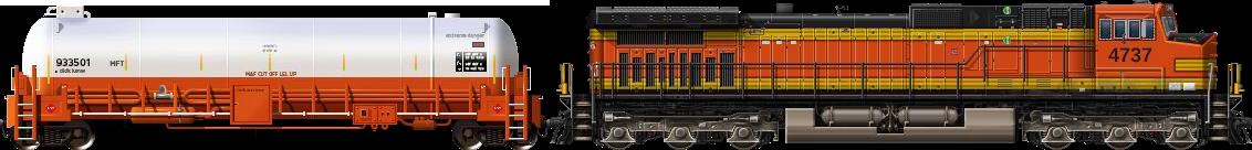 BNSF RLM II