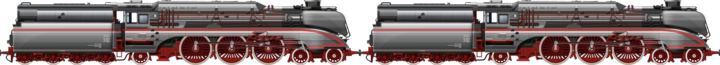 DR 18 Chrome Double (C)