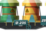 Eleventh U-235