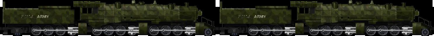 Army Triplex Double