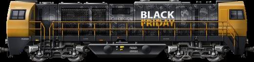Black Friday Cargo I