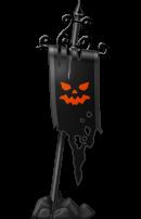 Halloween Flag (FanPage/Reward)