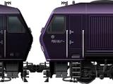 Skeletal Freight II