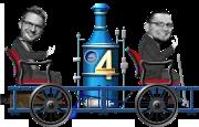 4th Steam Handcar