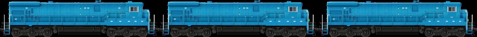 GE C30-7 Triple