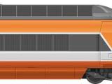TGV Sud-Est